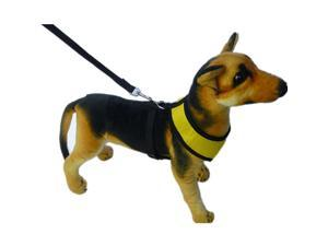 Mesh Dog Puppy Harness - Casual Canine,5 COLORS Black/Blue/Purple/Red/Yellow