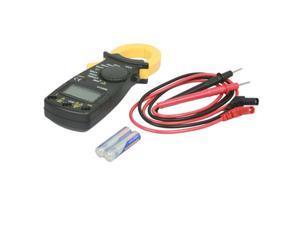 AGPtek IT13-5 AC/DC Digital Multimeter Electronic Tester Meter Clamp for Car