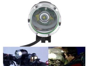 Waterproof 2000lm Cree Xml T6 Led Bike Cycling Bicycle Head Light Headlamp Torch Lamp+4x18650 Battery Pack+Charger D0078
