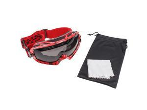 Ski SnowBoard Goggle-Red