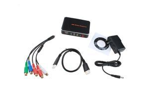 HD Game Capture HD USB 2.0 Video Capture 1080P HDMI/YPBPR Recorder Xbox 360&One/ PS3 PS4