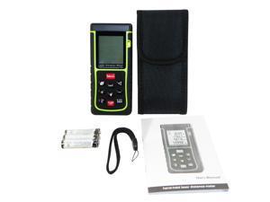 Diastimeter 40M (131ft) Handheld Holding Rope Digital Laser Point Distance Meter Range Finder