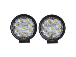 Wholesale 2x 27W 12V 24V LED Work Light Flood Lamps Tractor Truck Car