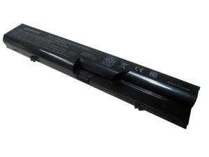 6CELL Laptop Battery Batería Del Ordenador Portátil For HP 4320s 4400mAh Black