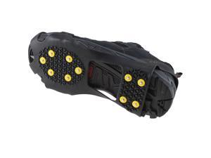 Non-slip Snow Step&ice Cleats Anti-Slip Overshoes Studded Ice Traction Shoe Covers Spike Snow Shoes Cleats