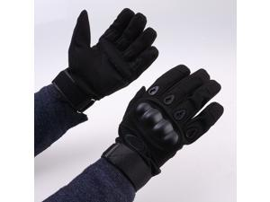 Outdoor Sports Military Armed Tactical Full-Finger Gloves for Hunting Motorcycle Cycling