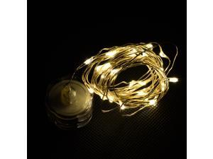 Submersible Copper Wire Starry String Lights Waterproof Wedding Xmas Decoration light