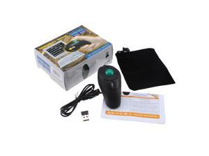 Wireless Finger USB Mouse With Laser Pointer DPI:400,600,800,100