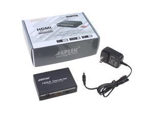 1080P HDMI to HDMI + Audio SPDIF + RCA L / R Audio Converter/ Extractor