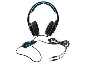 Sades Stereo Games Gaming Headphone Ear-Pad with microphone for PC Laptop 3.5mm