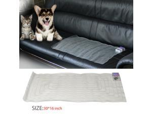 30*16inch Pet Scat Mat Electronic Pet Training Mat Furniture Protection