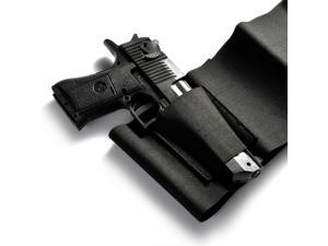 Tactical Elastic Belly Band Waist Pistol Gun Holster - Abdomen Holster