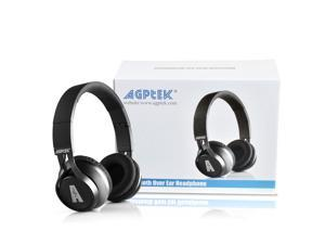 Agptek Bluetooth 4.0 Wireless Around-Ear Headphones with Stereo Foldable for Mobile Phones, Laptops, Tablets, Smartphones