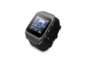 AGPtek Bluetooth Mp3 Music Watch Player with Touch Screen, 8 GB Storage Supports Up to 32GB SD Card