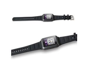 1.5'' Touch Screen Mp3 Music Player Watch with Bluetooth Connectivity 16GB BT playing time: 3.5 hours