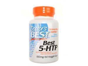 Doctor's Best Best 5-HTP (100 mg) 60 Capsules