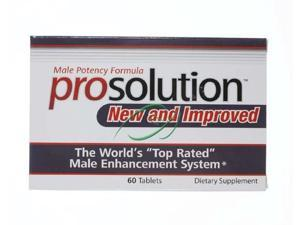 ProSolution, Male Enhancement System, 60 Tablets