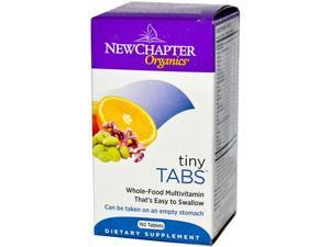 Tiny Tabs Multiple, 192 Tablets, From New Chapter