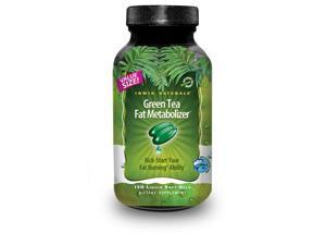 Green Tea Fat Metabolizer, Curb Appetite, 150 Liquid Gel Caps, From Irwin Naturals