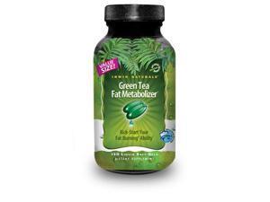 Green Tea Fat Metabolizer, Curb Appetite, 150 Liquid Gel Caps, From Irwin Naturals