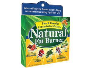 Natural Fat Burner, 30 Liquid Soft-Gels, From Applied Nutrition