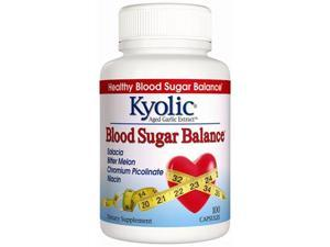 Kyolic Blood Sugar Balance, 100 Capsules,  From Wakunaga Kyolic