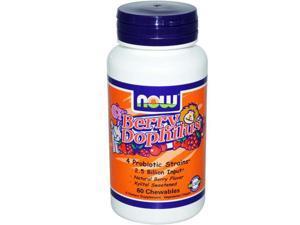 BerryDophilus - Now Foods - 60 - Chewable