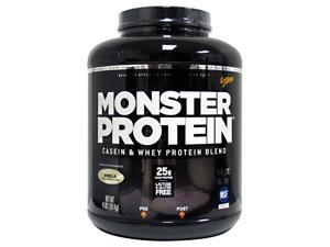 Monster Protein, Vanilla, 4 lb, From Cytosport