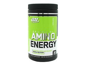Essential Amino Energy, Green Apple , 30 Servings , Optimum Nutrition