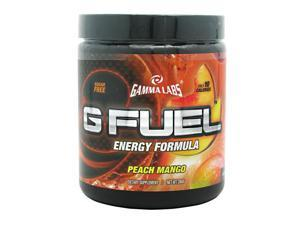 G Fuel Peach Mango  40 Servings From Gamma