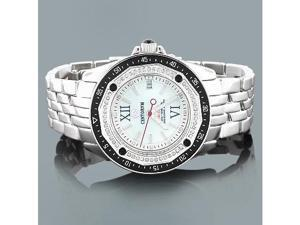 Centorum Falcon Diamond Watch 0.5ct Midsize Model