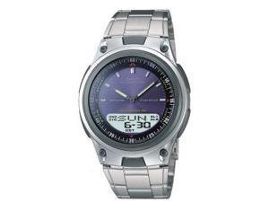 Casio AW80D-2AV World Time Data Bank Mens Watch