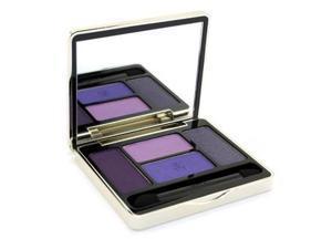 Ecrin 4 Couleurs Long Lasting Eyeshadow - #01 Les Violets