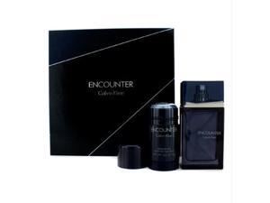 Encounter Coffret: Eau De Toilette Spray 100ml/3.4oz + Deodorant Stick 75g/2.6oz - 2pcs