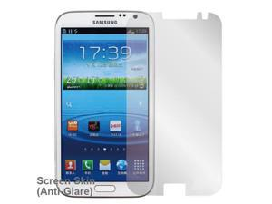 [ZIYA] Samsung Galaxy Note 2 n7100 Screen Protector Skin (2pcs) -Anti-Glare