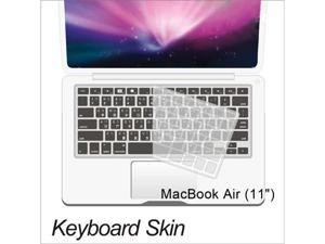 "[ZIYA] Apple MacBook Air (11"") Keyboard Cover Protector Skin (Silicon)"