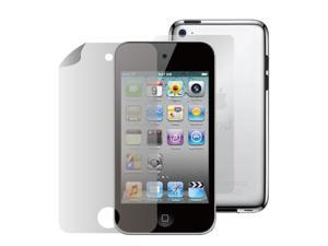 [ZIYA]  iPod Touch-4 Screen and Body Protector Skin (Hard Coating)