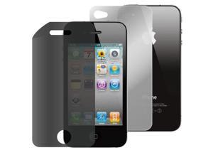 [CASE4U] iPhone-4S Screen and Body Protector Skin (Privacy)