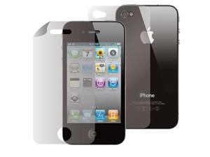 [CASE4U] iPhone-4S Screen and Body Protector Skin (Hard Coating)