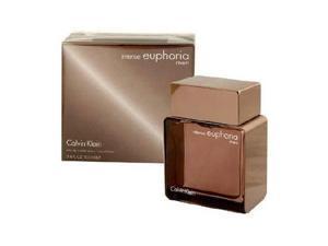 Euphoria Intense by Calvin Klein for Men 3.4 oz Eau De Toilette Spray