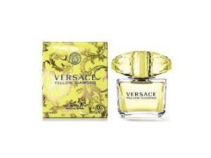 Versace Yellow Diamond by Gianni Versace for Women 3.0 oz Eeau De Toilette Spray
