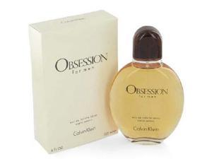 Obsession by Calvin Klein for Men 4.0 oz Eau De Toilette Spray