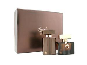 GUCCI BY GUCCI gift set for women. edp 1.7oz + 3.3oz body lotion