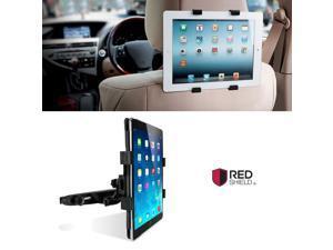 [Black] Headrest Car Mount Holder For Tablets, Tablet Car Seat Headrest