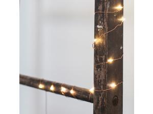 """Kikkerland Multicolor String Lights [6""""] - Decorate Your Christmas Tree or Anything!"""