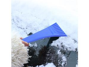 Mini Ice Scraper For Car Windshield, Auto Window [Blue] Easy To Handle!
