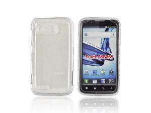 Slim & Protective Hard Case for Motorola Atrix 2 - Clear