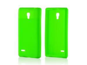 Neon Green Silicone Case for LG Optimus L9