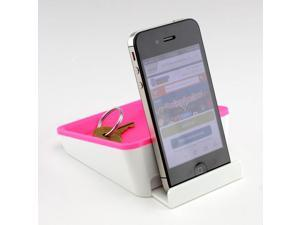Ihip Hot Pink EZY Stand Universal Mount/ Stand/ Valet For Tablets/ Phones