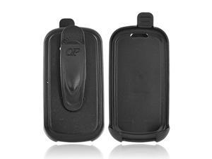 Premium Samsung Seek M350 Holster W/ Swivel Belt Clip - Black